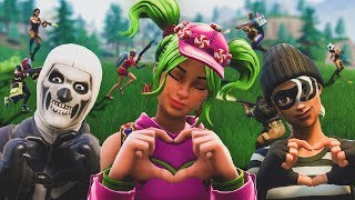 the clan that CHANGED fortnite xd thumbnail