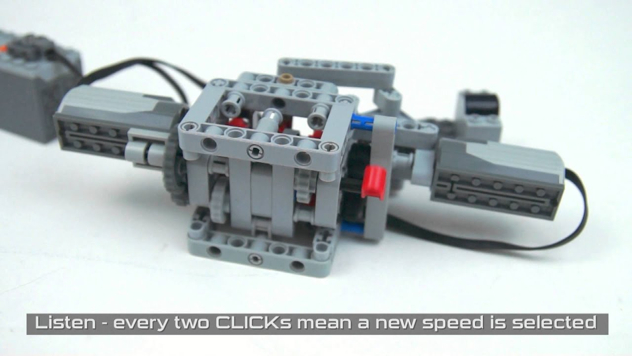 Lego Technic 4 speed RC Compact Sequential Transmission v1 1   YouTube Lego Technic 4 speed RC Compact Sequential Transmission v1 1