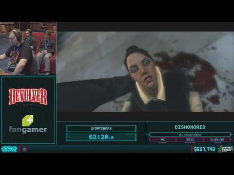 Dishonored by DrTChops in 47:22 - AGDQ 2018 - Part 106