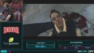 Dishonored by DrTChops in 47:22 AGDQ 2018