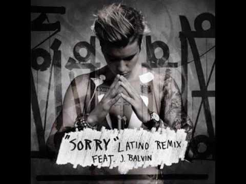 Justin Bieber ft. J Balvin - Sorry Remix (Download/Descargar .MP3)