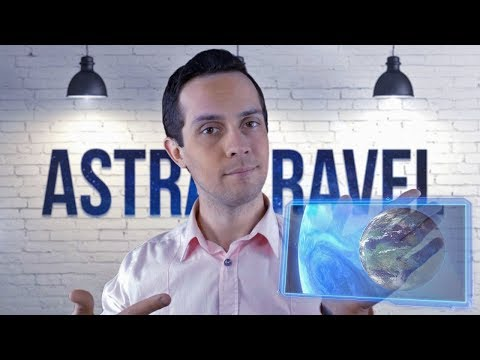 "ASMR Space Travel Agency ""Astra Travel"" (Sci-Fi Role Play) 