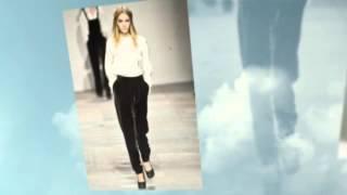 видео С чем носить черные брюки