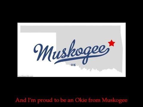 Merle Haggard Okie From Muskogee With Lyrics