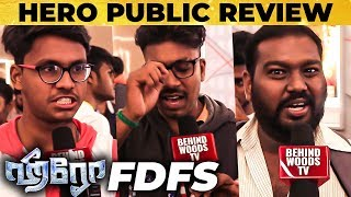 hero Public Review  Sivakarthikeyan  Arjun  Kalyani Priyadarshan  Abhay Deol  Hero Movie Review