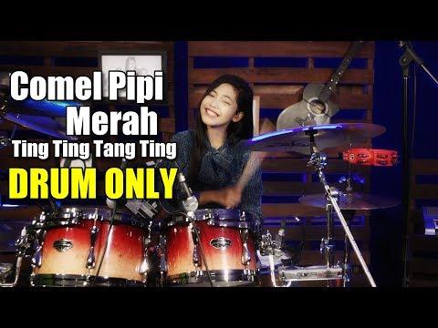 Ting Ting Tang Ting DRUM ONLY  by Nur Amira Syahira