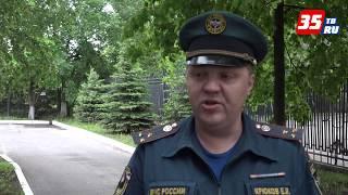 В Вологодской области продолжаются поиски девочки, упавшей в реку Кокшеньгу