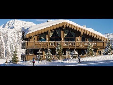 LA BERGERIE CHAIET 5* COURCHEVEL 1850 Luxury Ski Франция