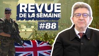 #RDLS88 : ACTE 19, SENTINELLE, ARMÉE, BREXIT, SANTÉ, ÉDUCATION