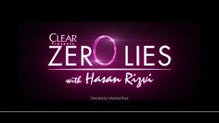 CLEAR ZERO LIES with Hasan Rizvi   Mehwish Hayat