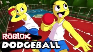 ROBLOX Dodgeball OST - Throwdown Showdown