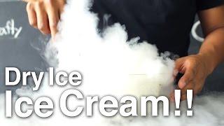 Dry Ice Ice cream!! + 2nd year Anniversary!!
