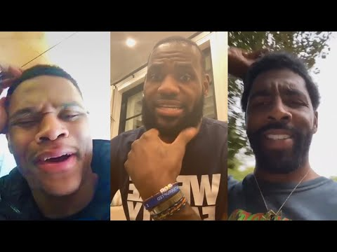 NBA Players React To James Harden Trade To Brooklyn Nets