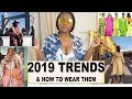 15 SPRING SUMMER FASHION TRENDS FOR 2019 || Fashion's Playground