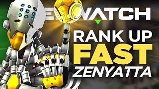 Top 5 Best Zenyatta Tips to Rank Up FAST! - Overwatch Guide