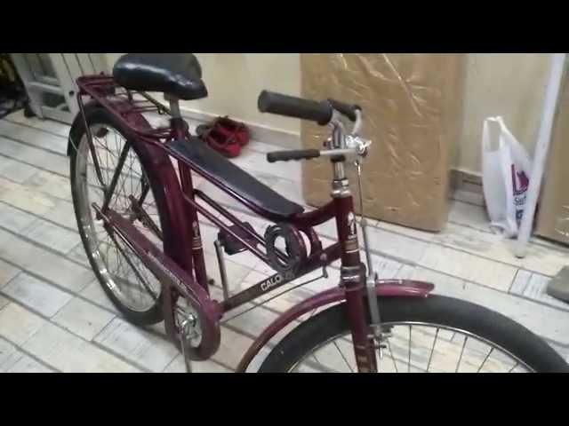 Bicicleta Caloi Barra Forte GL de colecionador, bicicleta antiga barra forte caloi