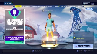 Pop Up Cup Solo schwitzen