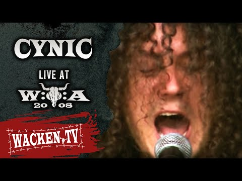Cynic - How Could I - Live at Wacken Open Air 2008
