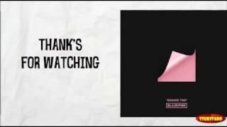 BLACKPINK - STAY Lyrics (karaoke with easy lyrics)