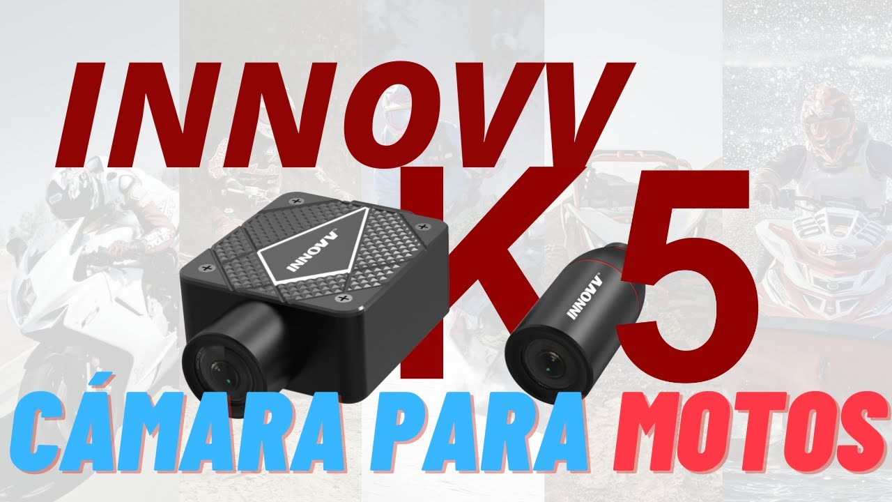 INNOVV K5 Dashcam unboxing