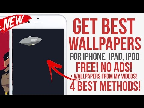 Get the Best Wallpapers for your iPhone, iPad & iPod Touch! Free No Ads! 2017