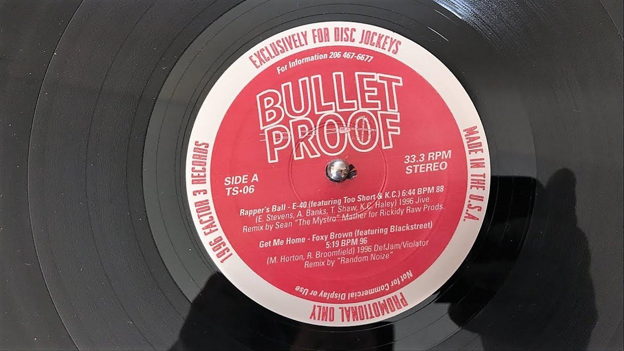 Foxy Brown Ft Blackstreet Get Me Home Bullet Proof