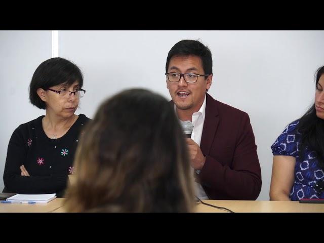 Taller de reconocimiento a víctimas directas e indirectas de violaciones de derechos humanos
