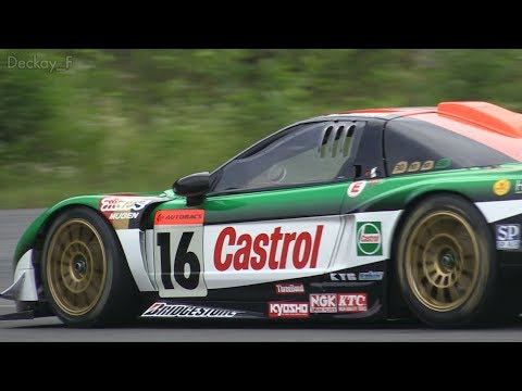 MUGEN X DOME Castrol NSX-GT (2000) - Won The Team And Driver Championship Of JGTC 2000 Season