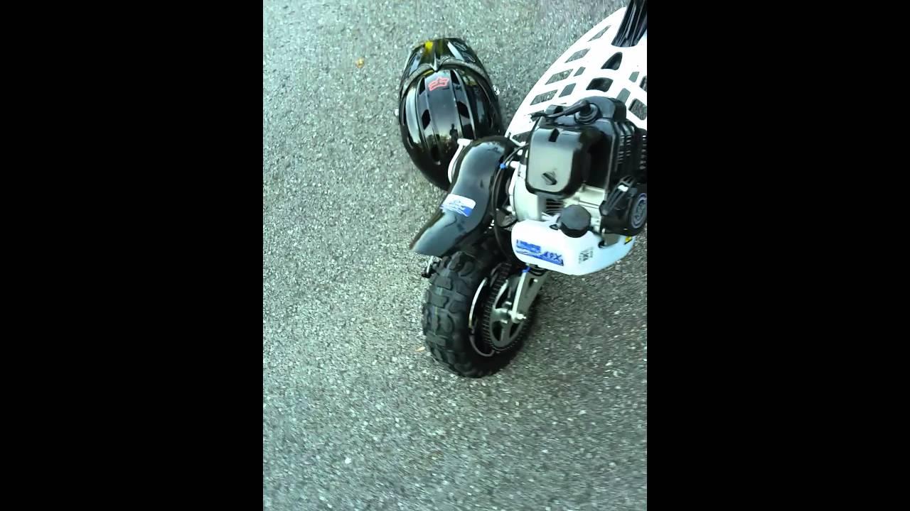 Evo 2x 50cc gas scooter