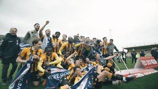 Cambridge United - Promotion to League 1