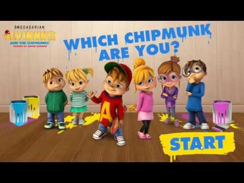 Alvin And The Chipmunks Football - Free Online Games