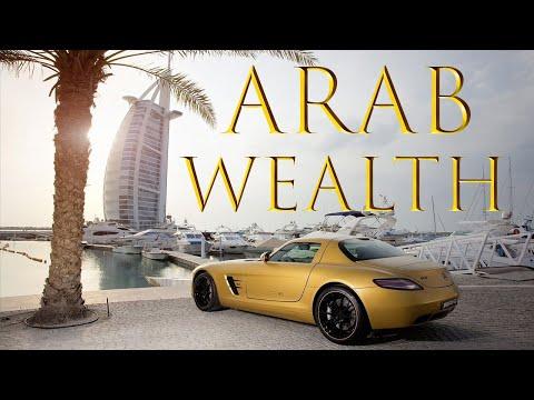 ARAB WEALTH & BILLIONAIRES 2021