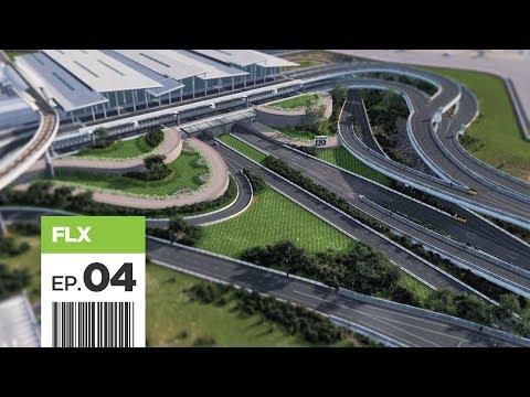 Cities Skylines: FBS International Airport - Part 4 - International Terminal