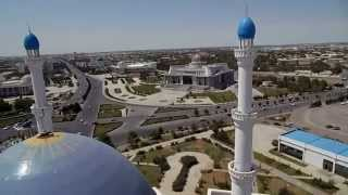 Mosque in Mary. Turkmenistan. Мечеть в Мары.