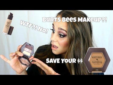 Burt's Bees Makeup | OMG!