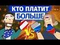 [MyGap] - Сравнение Налогов России и США