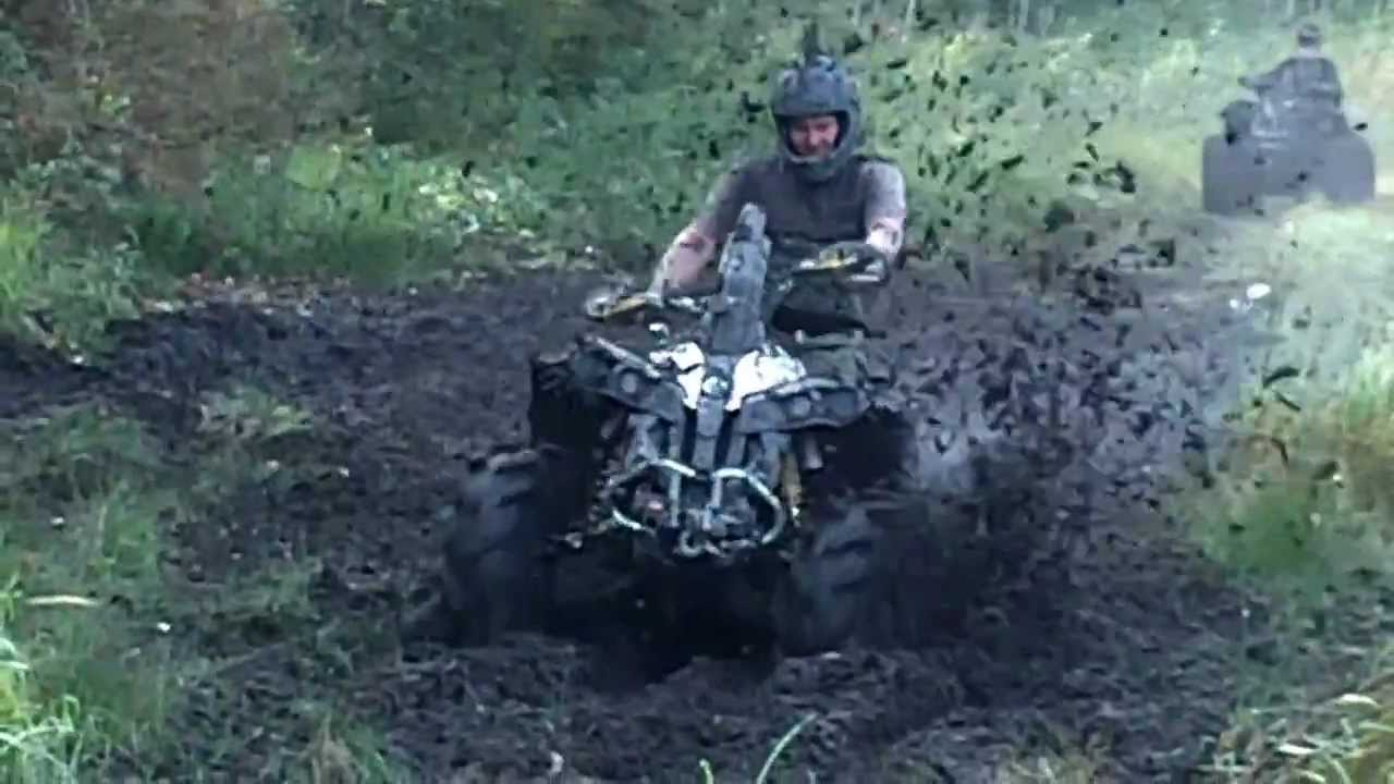 Can Am Renegade 800 >> can am renegade xxc 800 on 29.5 laws vs can am renegade ...