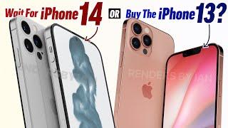 iPhone 14 LEAK just RUINED Apple's iPhone 13 Master Plan
