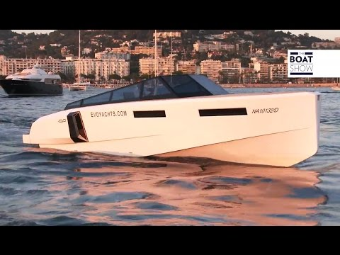 [ITA] EVO 43 - Review - The Boat Show