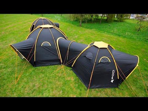 Самые крутые палатки