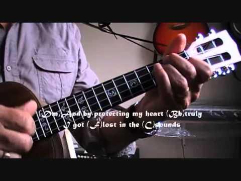 Fidelity - Regina Spektor ukulele cover with close-up on chords
