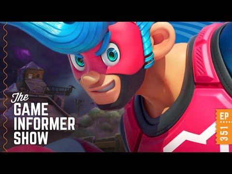GI Show – Arms, Fortnite, Portal Game Club