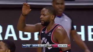Memphis Grizzlies vs Toronto Raptors : January 19, 2019