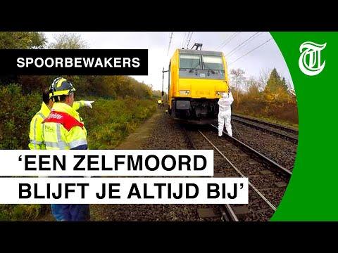 Zelfmoord op het spoor: dit gebeurt achter de schermen - SPOORBEWAKERS
