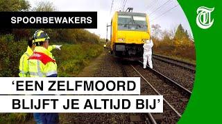 Zelfmoord op het spoor: dit gebeurt achter de schermen - SPOORBEWAKERS #03