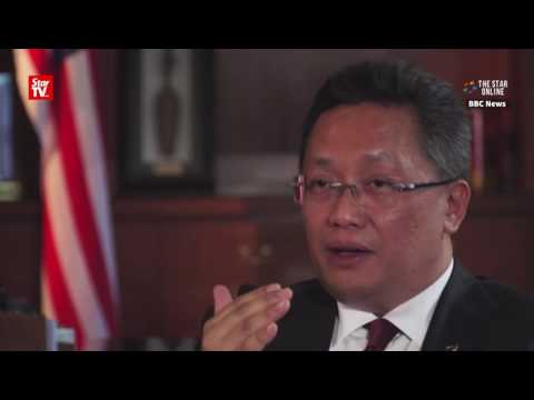 Reactions after Rahman Dahlan tells BBC that Najib is MO1