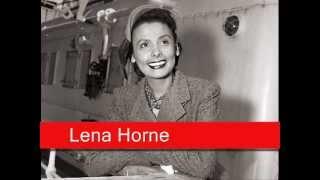 Lena Horne: Summertime