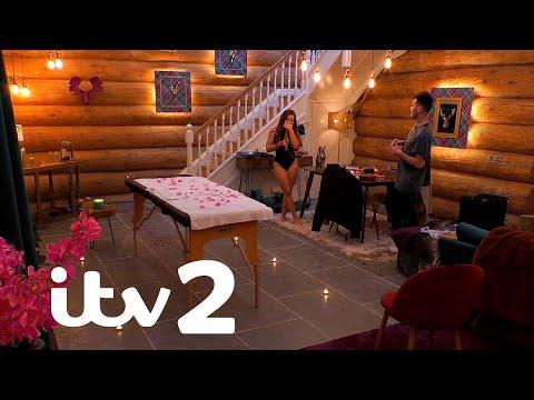 Jordan's Romantic Gesture For Eden Backfires 😬   The Cabins   ITV2