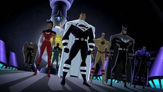 Justice League vs Justice Lord clones