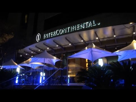InterContinental O.R.Tambo Airport Hotel, Johannesburg, South Africa